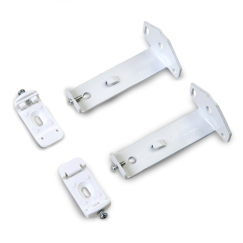 Top and Face Fix Brackets Supplied