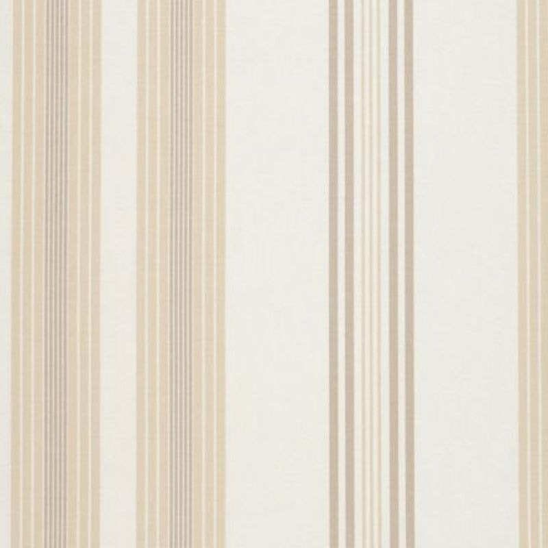 Cream Stripes Checks Curtains Made To Measure By Direct Blinds
