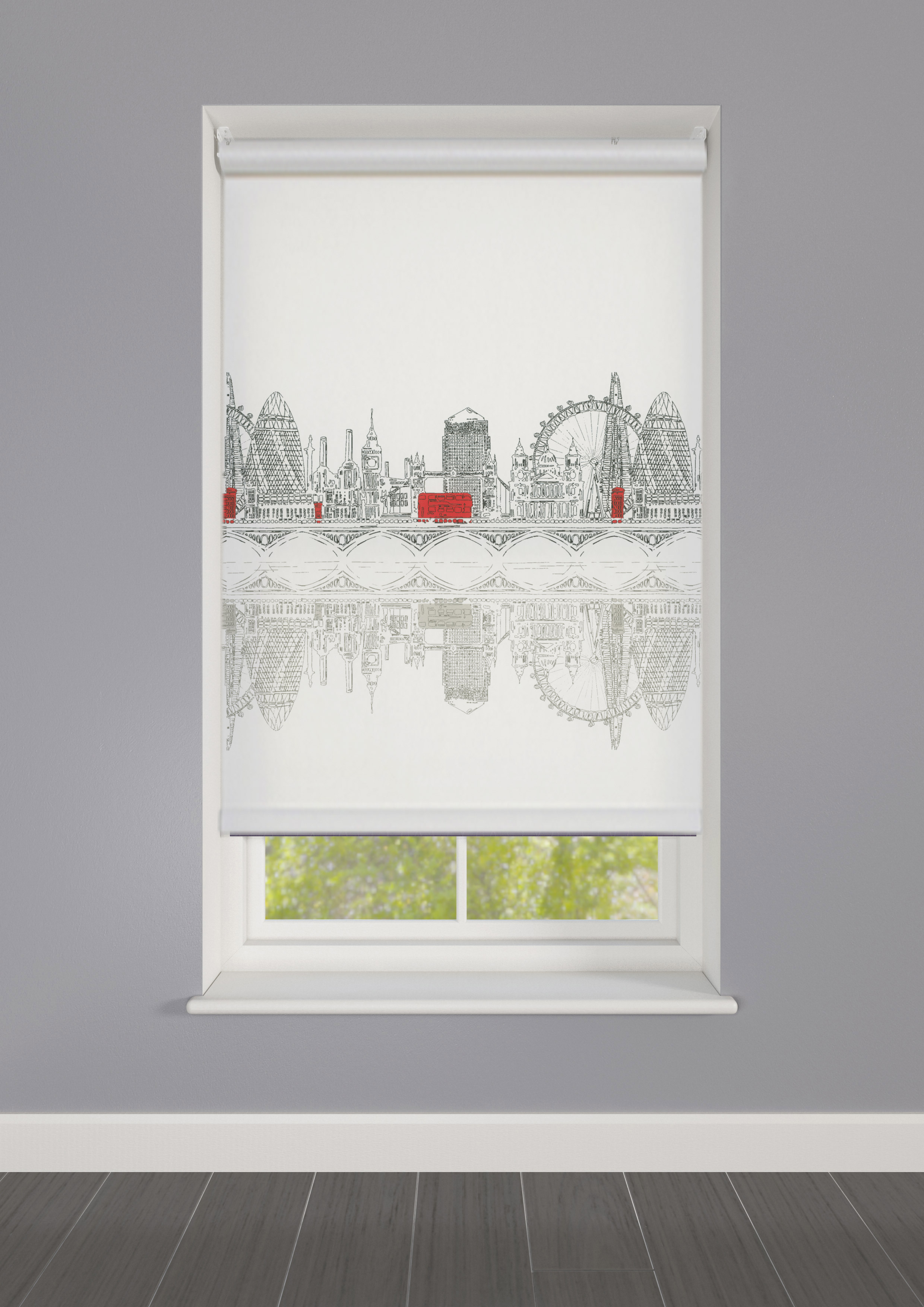 Skyline Roller Blind In London Quality Made To Measure