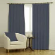 Ambassador Faux Suede Denim Curtains