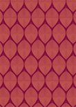 Gold Leaf Blackout Berry Red Blackout Designer Blinds
