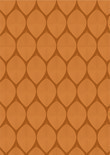 Gold Leaf Blackout Bronze Orange Designer Blinds