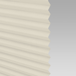 Infusion Solar Calico Pleated Freehanging Blinds