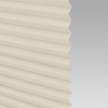 Infusion Solar Magnolia Pleated Freehanging Blinds