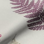 Fern Redcurrant Red Roller Blinds