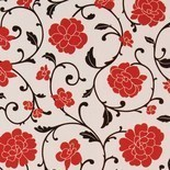 Tudor Moreton Red Roller Blinds