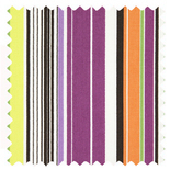 Allegra Cassis Purple Roman Blinds
