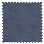 Ambassador Faux Suede Cornflower Blue Roman Blinds
