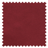 Ambassador Faux Suede Red Red Roman Blinds
