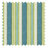 Bowden Bluebell Blue Roman Blinds