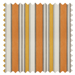 Bowden Juice Stripes & Checks Roman Blinds