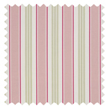Deckchair Stripe Sage Thermal Energy Saving Roman Blinds
