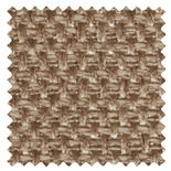 Hopsack Truffle Brown Roman Blinds