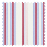 Lulu Stripe Multi Stripes & Checks Roman Blinds