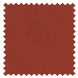 Panama Terracotta Red Roman Blinds
