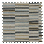 Parquet Sky Brown Roman Blinds