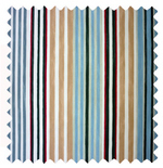 Truro Sea Spray Brown Roman Blinds