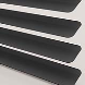 Daylight 25 Graphite T0380 Venetian Blinds