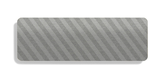 Metallic 25 Diagonal Silver T0780 Venetian Blinds