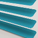 Rainbow 25 Aqua T6038 Venetian Blinds