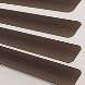 Rainbow 25 Caramel T0259 Venetian Blinds
