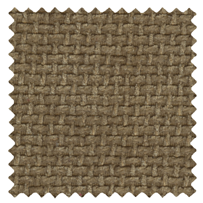 Basket Weave Roman Blind In Beige Quality Made To